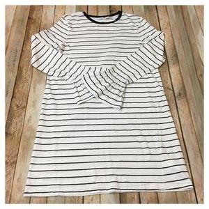 NWT Urban Outfitters Kimchi Blue Striped Dress - L